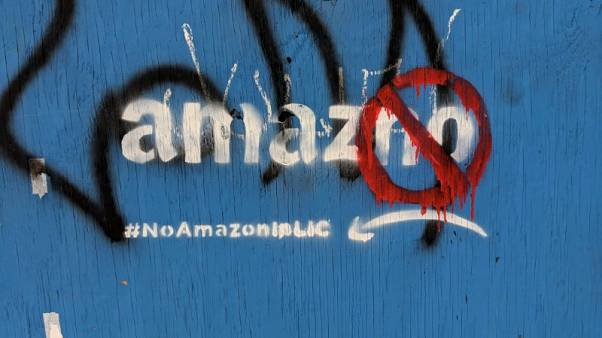New Yorkers overwhelmingly support Amazon campus in Queens -poll