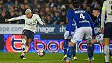 L1: Paris encore freiné, Lyon et Marseille se loupent