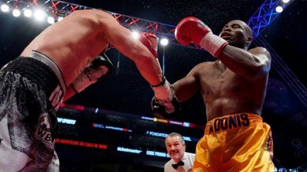 Boxe: Stevenson a subi un traumatisme cranio-cérébral grave