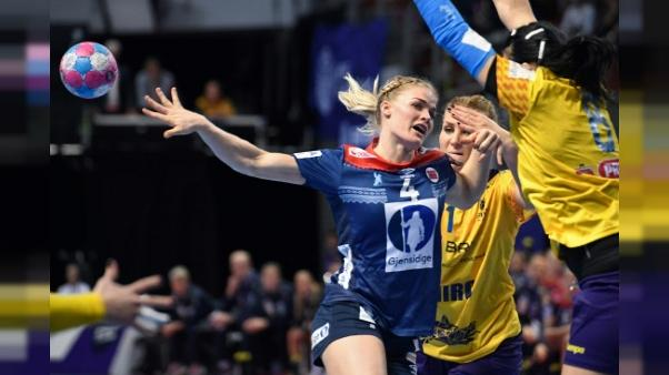 Euro de hand dames: la Norvège au bord de l'élimination