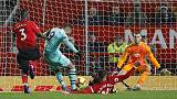 United battle to draw with Arsenal, Liverpool march on