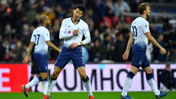 Spurs recover from derby disappointment to sink struggling Southampton