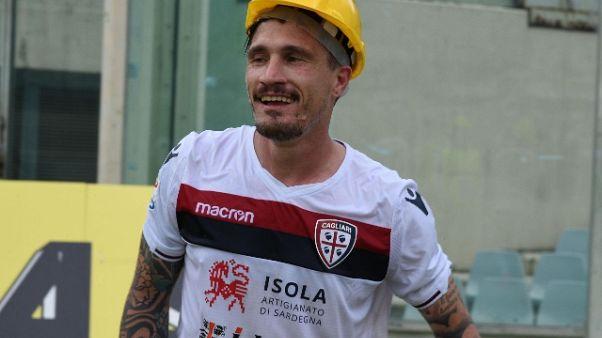 Coppa Italia: Chievo-Cagliari 1-2