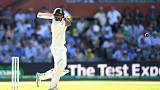 Pujara saves India after superman Kohli falls