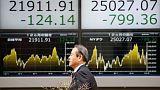 نيكي ينخفض 0.70% في بداية التعامل بطوكيو