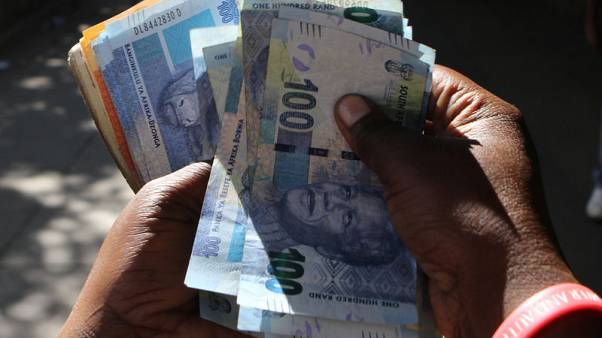 South Africa's rand seen weakening in volatile run-up to May vote - Reuters poll