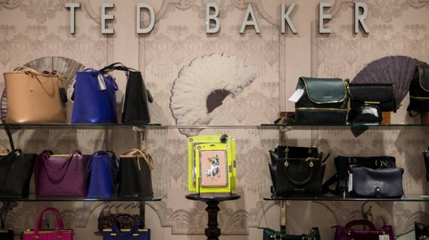 Ted Baker revenue hit by lower wholesale sales