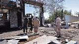 Suicide car bomber kills at least three in southeast Iran