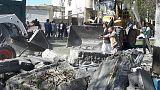 انتحاري يفجر سيارة ملغومة في جنوب شرق إيران ويقتل شرطيين على الأقل