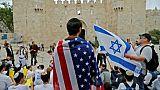 Un an après l'annonce de Trump sur Jérusalem, quel impact ?