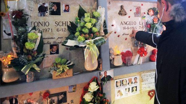 Rogo Thyssen 11 anni fa, 'ora giustizia'