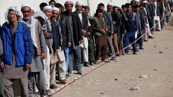 Afghan election complaint body says vote in capital Kabul invalid