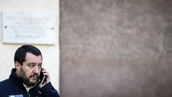 Salvini,orfani femminicidi?Meglio Senato
