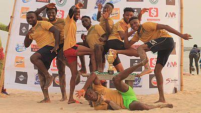 Nigeria: Eco11 Rugby Football Club has won their first Sandie Beach Rugby tournament