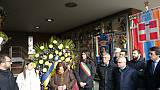 Bonafede, giustizia per vittime Thyssen