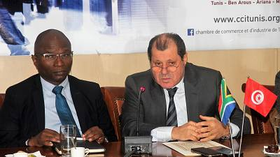 SA-Tunisia Business Council mooted to boost trade and investment