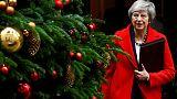 رئيسة وزراء بريطانيا: إما اقتراحي أو لا اتفاق أو لا خروج على الإطلاق
