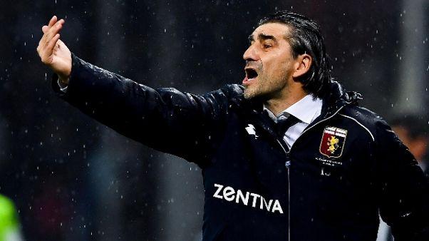 Genoa: squadra chiede conferma Juric