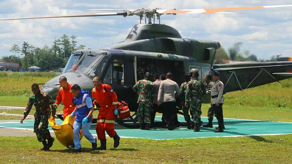 Indonesia halts search for Papua dead after clash with separatists
