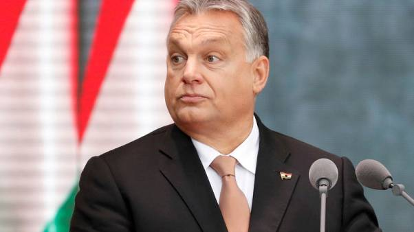 Hungary's Orban exempts pro-government media group from scrutiny