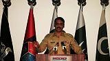 الجيش الباكستاني يعلن دعمه لجهود أمريكا للتوصل لتسوية سياسية مع طالبان