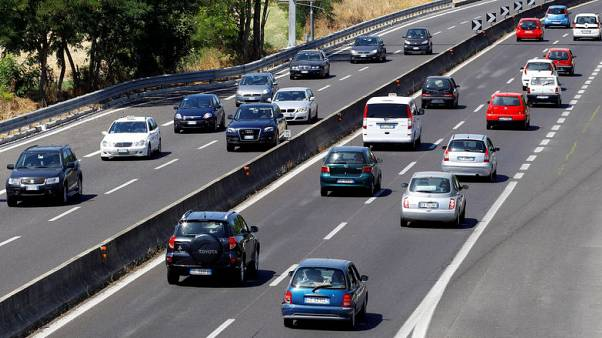Italy's ruling parties at odds over taxing high-emission cars
