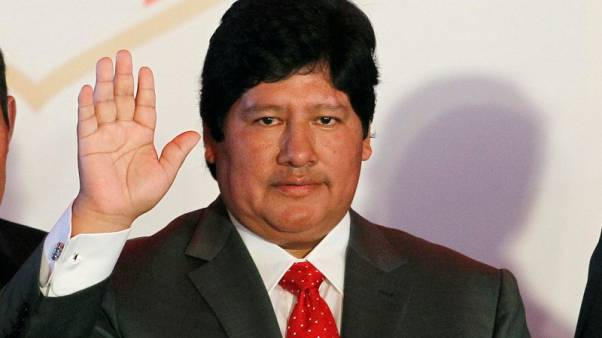 Peru soccer chief arrested in influence-peddling probe