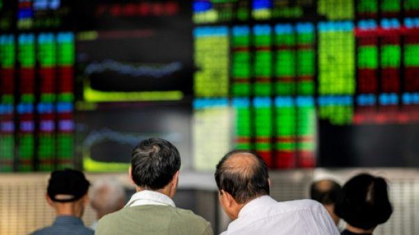 L'arrestation d'une dirigeante de Huawei secoue les marchés boursiers mondiaux