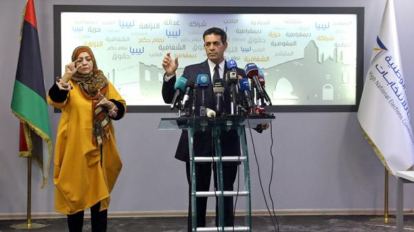Libyan election commission says has 'zero' budget to prepare polls
