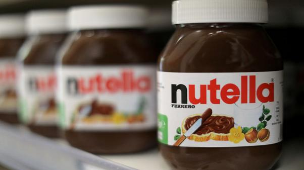 Italy's Barilla challenges Nutella with 'Pan di Stelle' spread