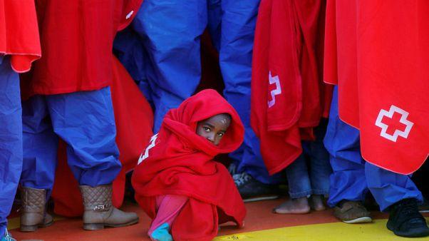 France and Germany, soften demands on EU hosting refugees - document