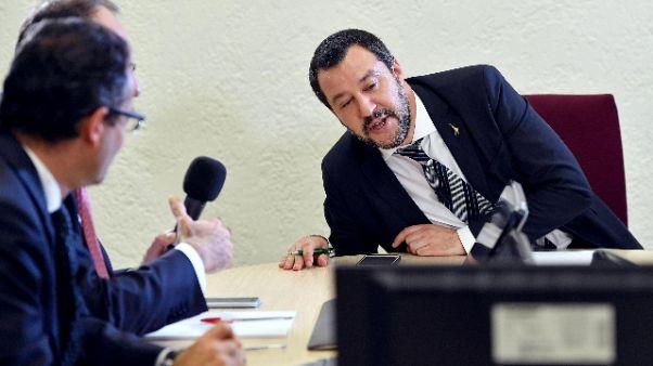 Salvini, bene il vertice sulla manovra