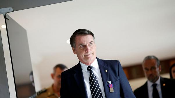 Brazil's Bolsonaro lumps women, indigenous tribes in new rights ministry