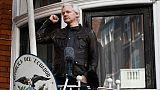 """""""Conditions réunies"""" pour qu'Assange quitte l'ambassade d'Equateur à Londres"""