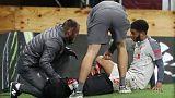 جوميز مدافع ليفربول يواجه الغياب لستة أسابيع بعد كسر في الساق