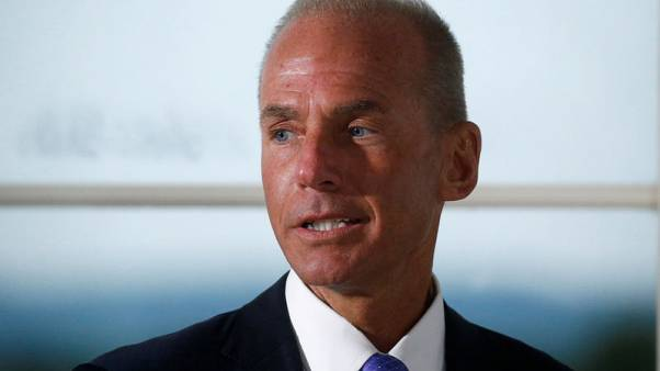 Boeing CEO says hopeful U.S.-China on course to resolve trade dispute