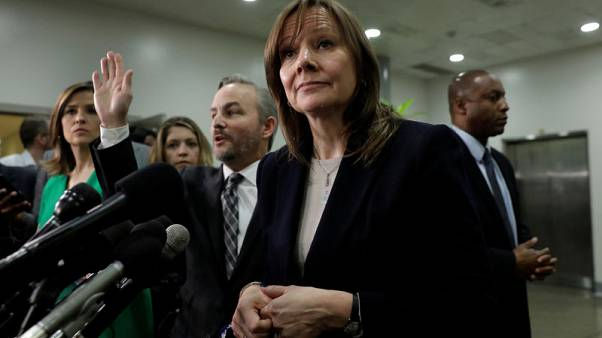 GM CEO faces harsh criticism from U.S. lawmakers over Mexico investments