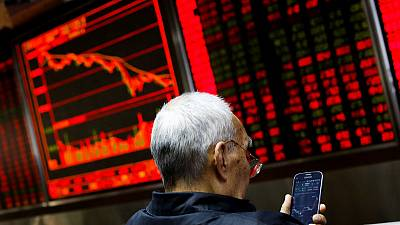 Asia shares struggle to rally, oil skids further