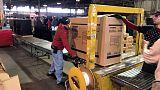 U.S. employment report seen calming fears over economy