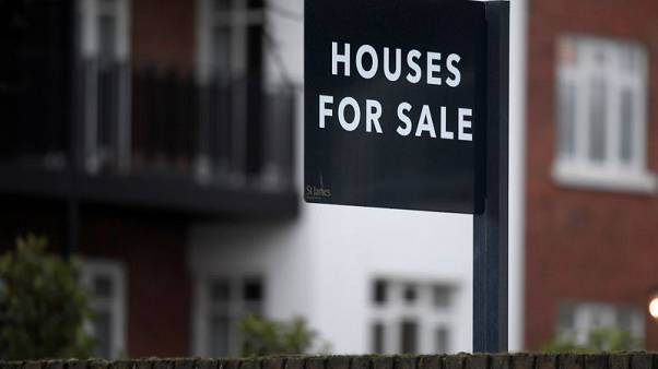 UK house prices rise at slowest pace in six years - Halifax