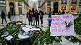Rubato e ritrovato albero Natale Napoli