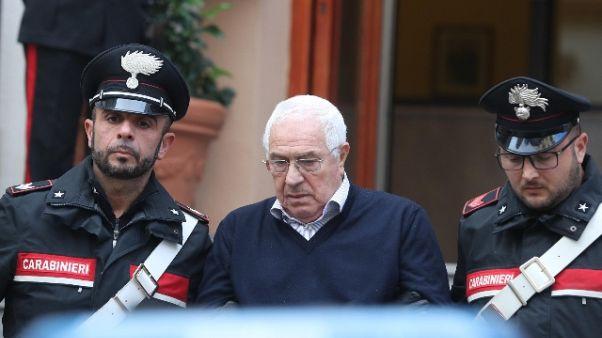 Mafia: Cupola 2.0, convalidati 47 fermi
