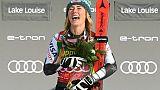 Ski alpin: Vonn encore absente à St-Moritz, un boulevard pour Shiffrin