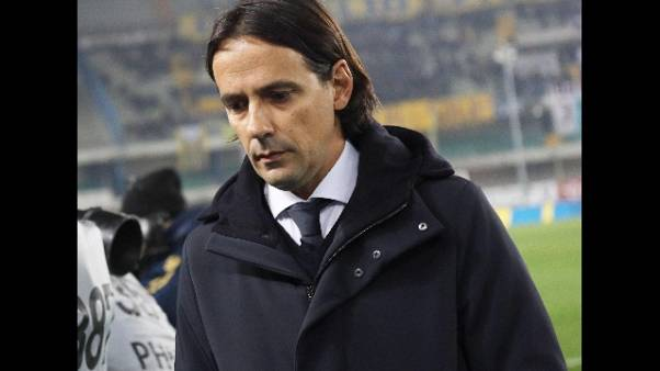 Lazio: Inzaghi, sereni sulla Champions