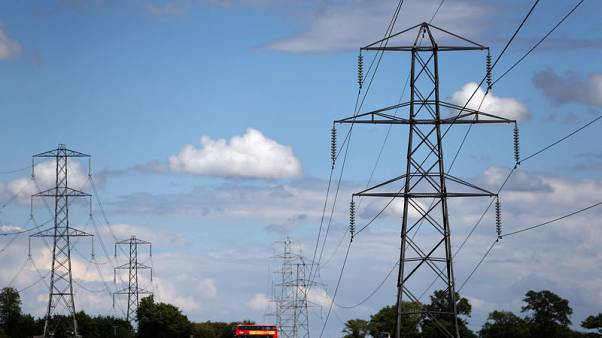 Britain confident of EU decision on power capacity market by October 2019