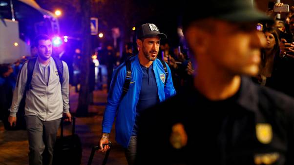 Spain braces for hooligans ahead of South American 'Superclasico'