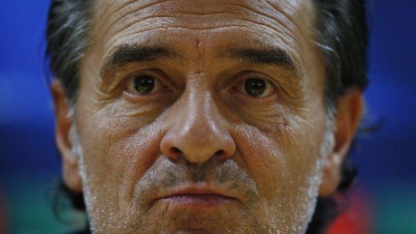 Genoa: Prandelli, 'emozionato e felice'