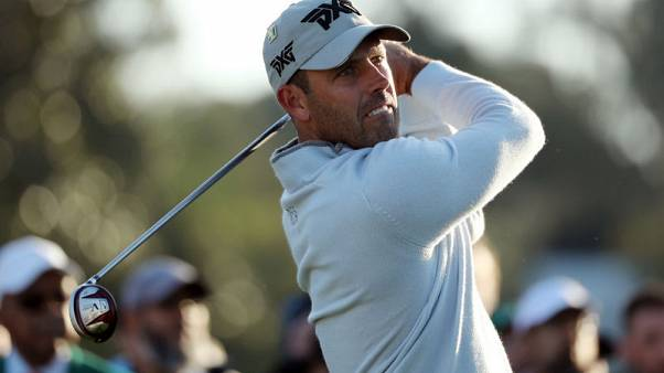 Eagle on 17 propels Schwartzel into South Africa Open second round lead