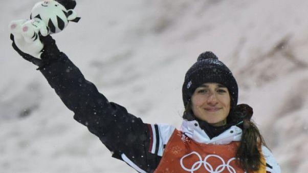 """Ski freestyle: """"C'était loin d'être gagné"""" déclare Perrine Laffont"""