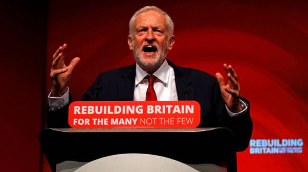 Europe needs to tackle rising 'fake' populists - Corbyn